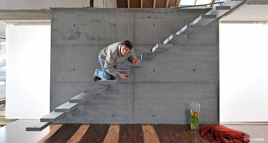 Practical Cantilever Stairs Construction Step By Engineering Feed
