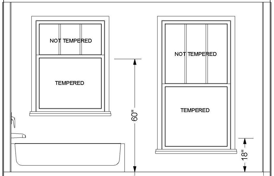 bathroom window height from floor bathroom design engineering feed 22595